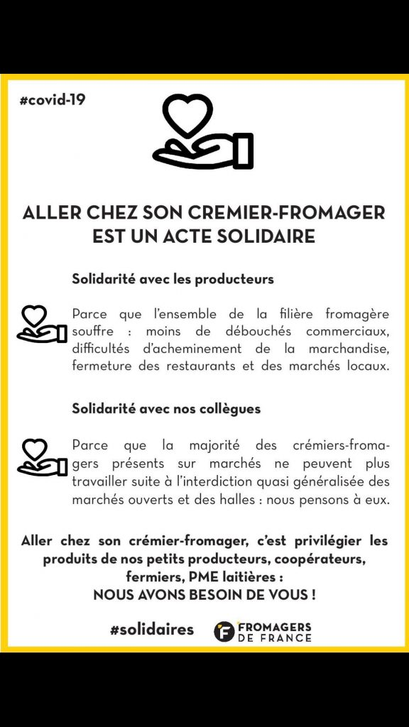 fromagers solidaires